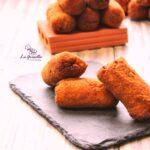 Comida a domicilio - Croquetas gigantes de pollo