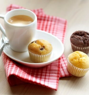 American mini muffins