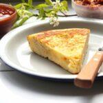 Comida a domicilio - Pincho de tortilla