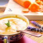 Comida a domicilio - Crema de zanahoria