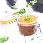 Comida a domicilio - Hummus de berenjena