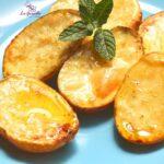 Comida a domicilio - Patatas asadas