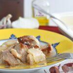 Comida a domicilio - Tacos de lomo marinados con cebolla