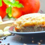 Comida a domicilio - Lomo gratinado con tomate y alioli