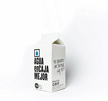 Agua mineral Rioba