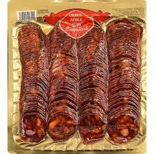 Chorizo ibérico extra 500 Gr.