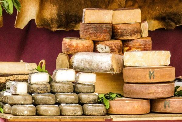 Tres quesos españoles, entre los mejores del mundo