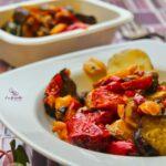 Comida a domicilio - Braseado de verduras
