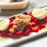 Comida a domicilio - Ensalada pintahuevos