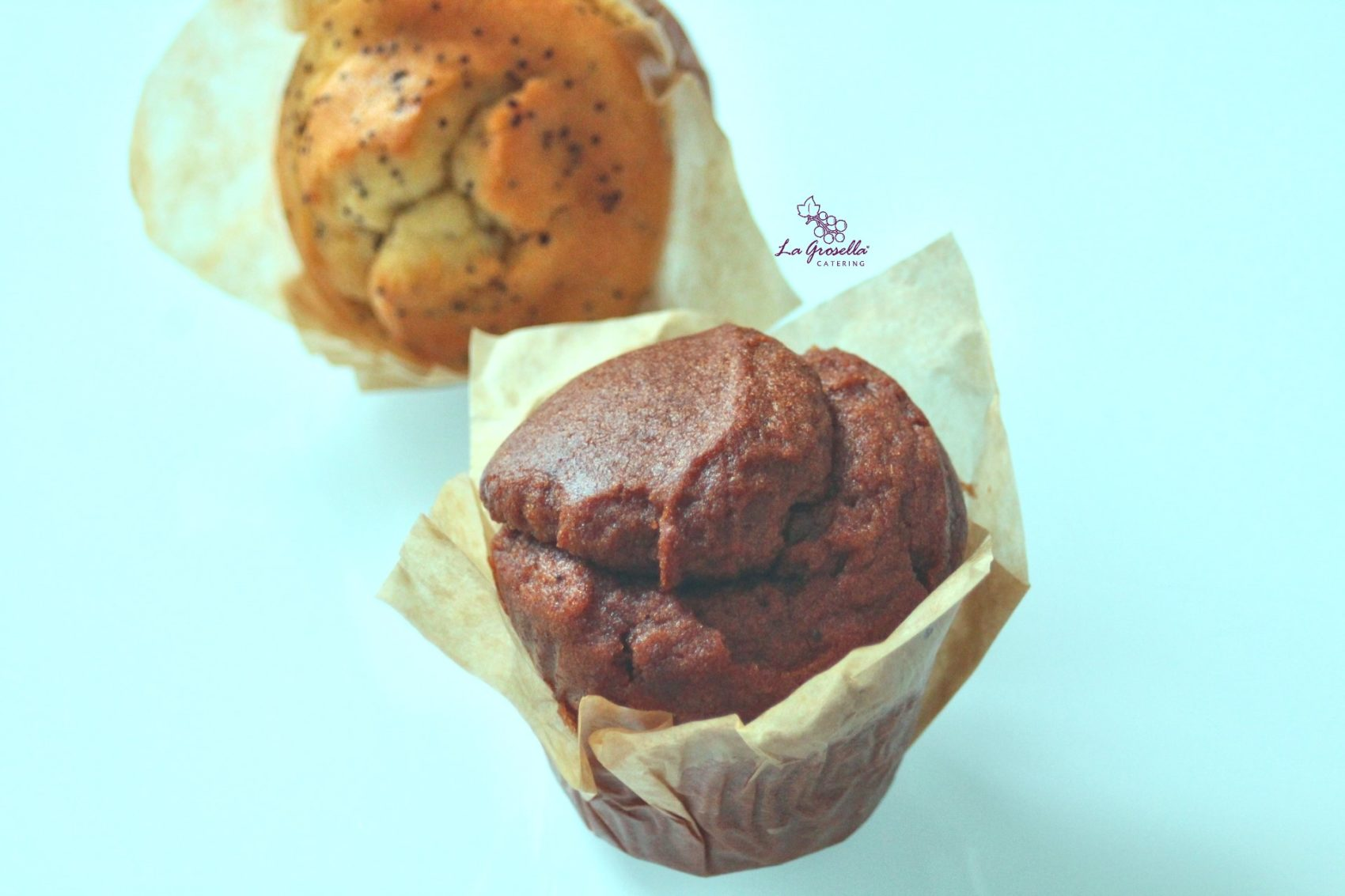 Muffin de chocolate APTO PARA CELÍACOS extra