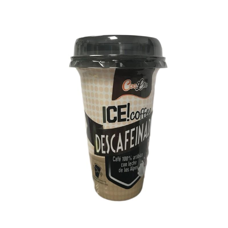 Ice! Coffee descafeinado extra