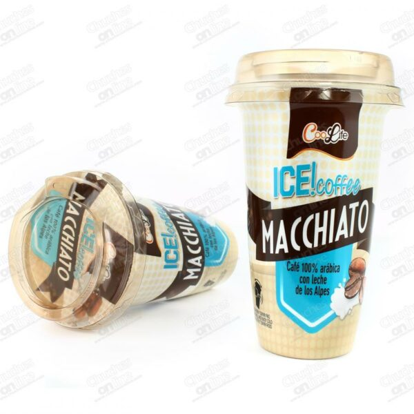 Ice! Coffee cappuccino extra
