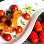 Comida a domicilio - Mini brochetas de pollo