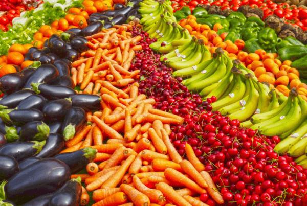 La ausencia de frutas y verduras en una dieta provocan más de 2 millones de muertes al año