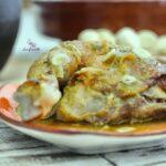 Comida a domicilio - Jamoncitos al ajillo