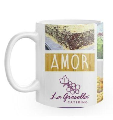 Taza de café La Grosella