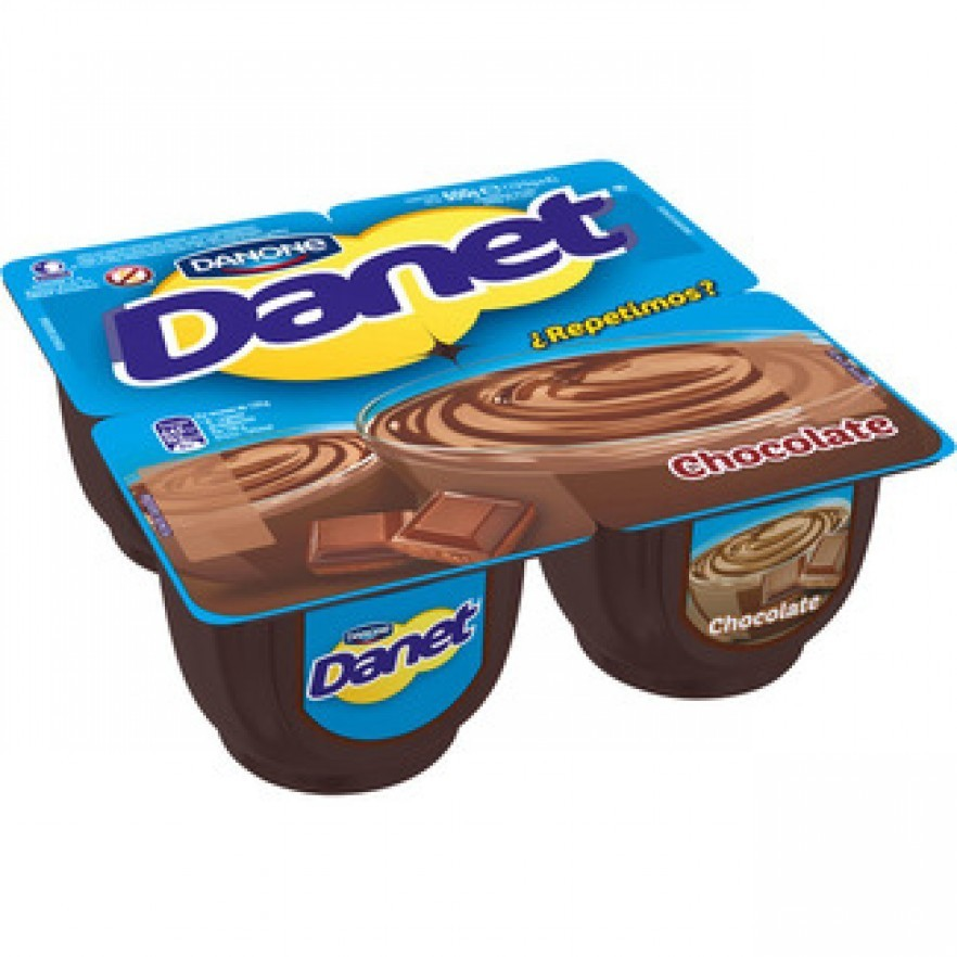 Danet de chocolate extra