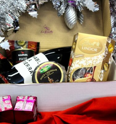 Caja de Navidad #1