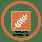 Alérgeno Cereales con gluten