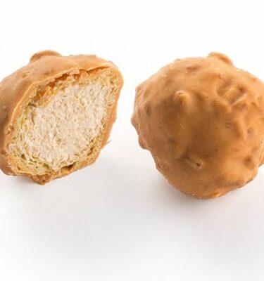Mini Profiterol de caramelo (12Pz.)