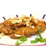 Comida a domicilio - Ragú de pollo de pollo Kung Pao