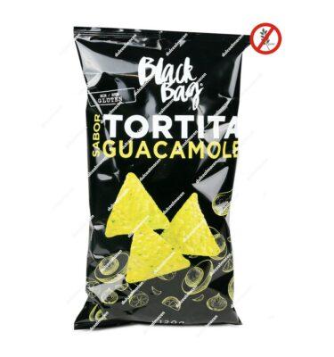 Bolsa de nachos sabor guacamole 120 Gr.