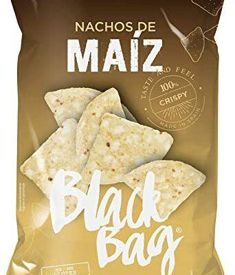 Bolsa de nachos de maíz 150 Gr.