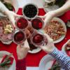 Cómo reducir gastos en la cena de navidad