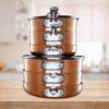Gana este juego de ollas y sartenes de 15 piezas con La Grosella Catering