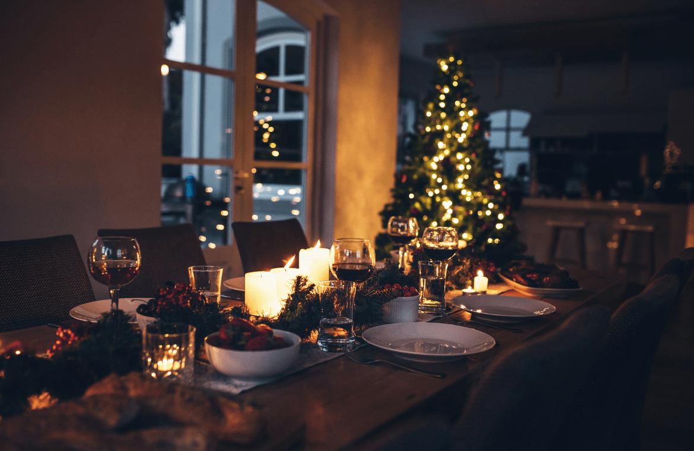 Cómo disfrutar de las cenas de Navidad sin atracones