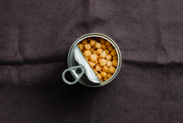 dos recetas rápidas para hacer con garbanzos de bote
