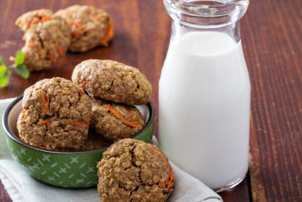 Dos recetas para que tus hijos amen las zanahorias