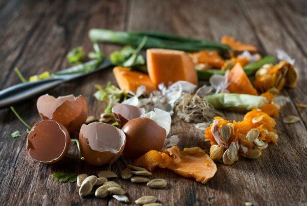 Acaba con el desperdicio de comida